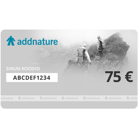 addnature Gift Voucher, 75,00€